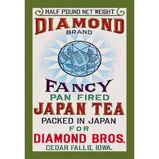 Diamond Brand Tea Vintage Advertisement
