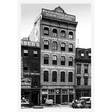 'Hansell and Sons Horse Clothing, Philadelphia' Photographic Print