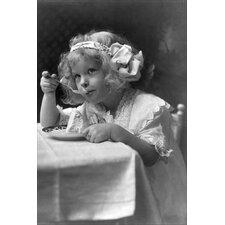 'The Ice Cream Girl' Photographic Print