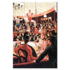The Sporting Women Painting Print on Wrapped Canvas