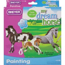 Horse Family Painting Play Set