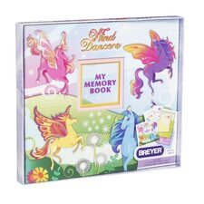 Wind Dancers Memory Book