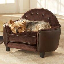 Ultra Plush Headboard Dog Sofa