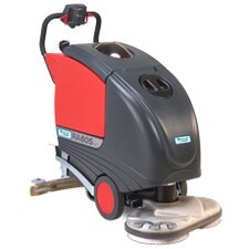 "25"" Battery Auto Scrubber Dryer with Chemical Dosing System and Gel Battery"