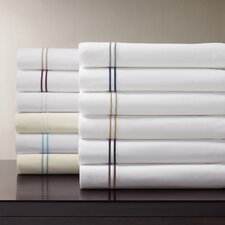 Grande Hotel Egyptian Cotton Percale Fitted Sheet