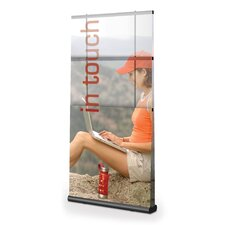 Mercury Retractable Banner Stand (2-sided)