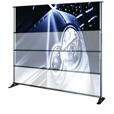 Jumbo Banner Stand Classic (for Large Format Graphics)