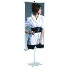 GripGraphic™ Banner Stand with Double Side