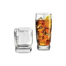 Carrington 16 Piece Glass Set
