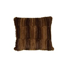 Beaver Brown Euro Sham