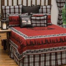 Moose Hollow Bedspread