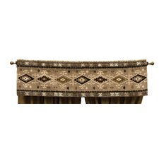 "Mountain Storm 52"" Curtain Valance"