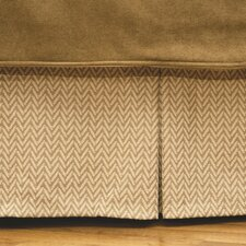 Mountain Storm Bed Skirt