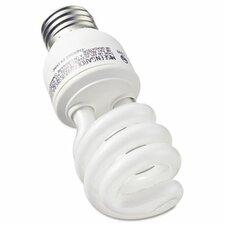 13W 120-Volt Fluorescent Light Bulb