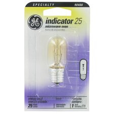 25W 120-Volt Light Bulb
