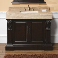 "Toscano 42"" Single Bathroom Vanity Set"