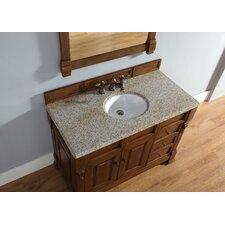 """Brookfield 48"""" Single Bathroom Vanity Set"""