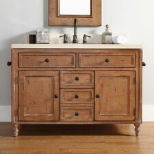 "Copper Cove 48"" Single Bathroom Vanity Set"