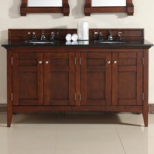 "North Hampton 60"" Double Vanity Set"