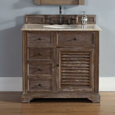 "Savannah 36"" Single Bathroom Vanity Set"