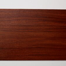 "Floorworks 4"" x 36"" Luxury Vinyl Plank in Brazilian Cherry"