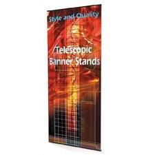 Uno Telescopic Banner Stand