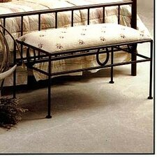 Frontier Upholstered Bedroom Bench