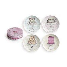 Dessert Plates (Set of 4)