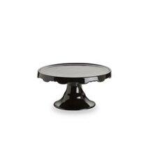Rosanna Rococo Noir Pedestal Cake Stand