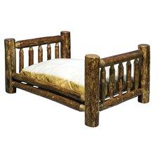 Glacier Country Rustic Dog Bed