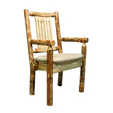 Glacier Country Arm Chair