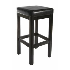 "Backless 30"" Bar Stool with Cushion"