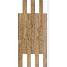 "HydroCork 6"" x 48"" x 6.35mm Luxury Vinyl Plank in Arcadian Rye Pine"