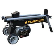 6 Ton Electric Log Splitter