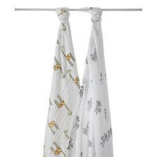 Swaddle Blankets (2 Pack)
