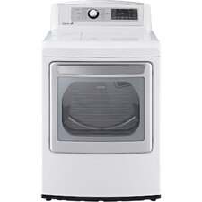 7.3 Cu. Ft. High Efficiency Electric Dryer with SteamSanitary