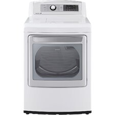 7.3 Cu. Ft. High Efficiency Gas Dryer with SteamSanitary