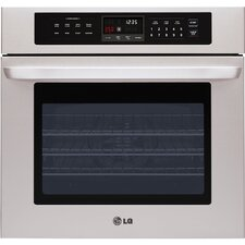 "30"" Electric Single Wall Oven in Stainless Steel"