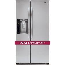 26.2 Cu. Ft. Side-by-Side Refrigerator