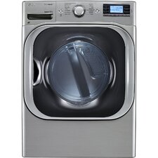 9.0 Cu. Ft. Electric Dryer with LCD Display