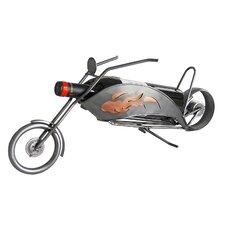 Motorcycle-Chopper 1 Bottle Tabletop Wine Rack