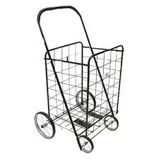"""41"""" Rolling Shopping Cart"""