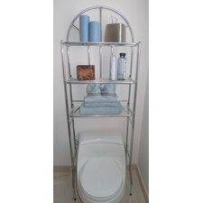 "23.2"" x 69"" Bathroom Shelf"