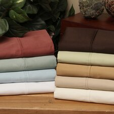 Wrinkle Resistant 300 Thread Count 3 Piece Reversible Sheet Set