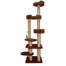 """79"""" Tower Cat Perch"""