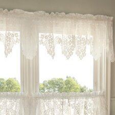 "Dogwood 55"" Curtain Valance"