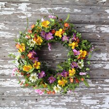 Prairie Flower Wreath