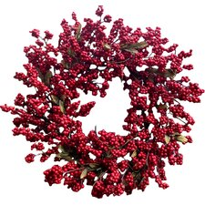 Soft Berry Wreath