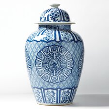 Medallions Temple Jar