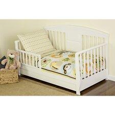 Animal Kingdom 4 Piece Toddler Bedding Set
